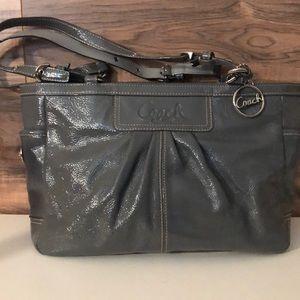 Coach shoulder bag tote